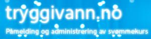 Trygg i vann logo