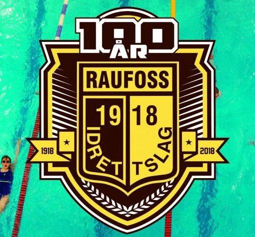 Raufoss IL feirer 100 år - RIL Svømming er med!